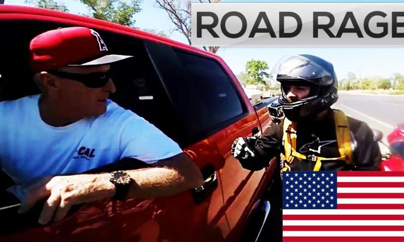 US ROAD RAGE, CAR CRASHES & Close Calls, Bad drivers compilation #2