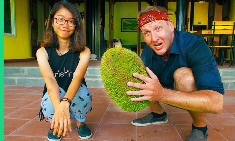 5 Crazy Fruits of Southeast Asia! (Can you handle #1 on our list?)