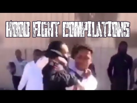 5 mins of Non Stop Hood Fights Vine Compilation (Part 1)