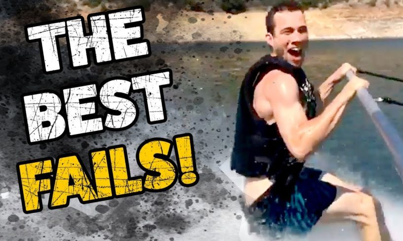 50 MINUTES of the Funniest Fails of the WEEK! | November 2018