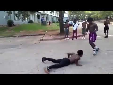 BEST HOOD FIGHTS IN 2018! (CLIPS OF THE YEAR #1)