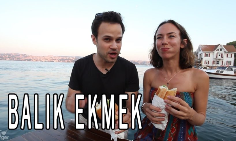 Beautiful Scenery | Boring Sandwich | Exploring Istanbul with a local