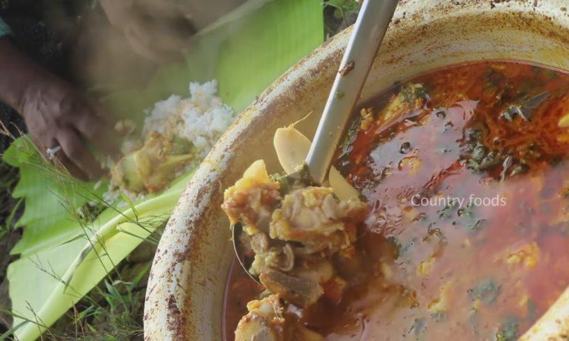 Beef recipe - Beef Paya Bone Soup recipe - Country Foods