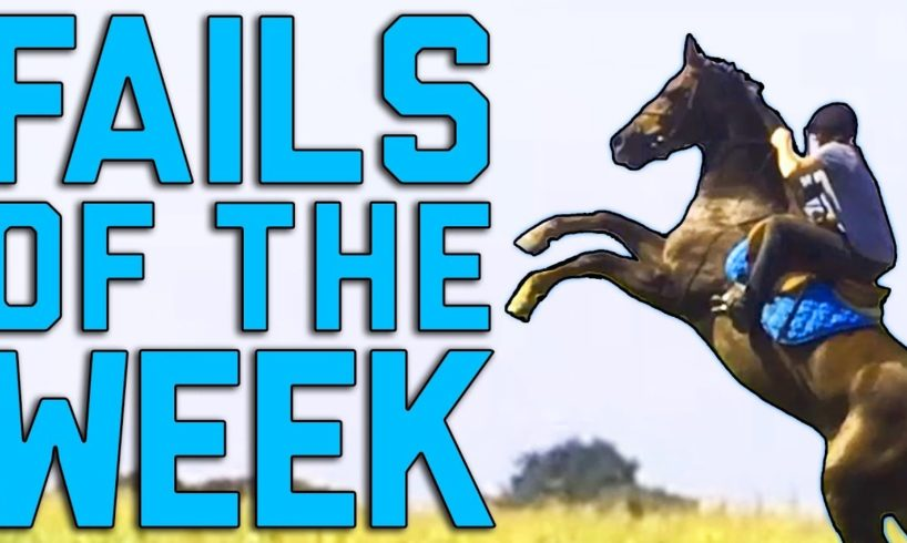 Best Fails of the Week: My Life Flashed Before My Eyes! (January 2018) | FailArmy