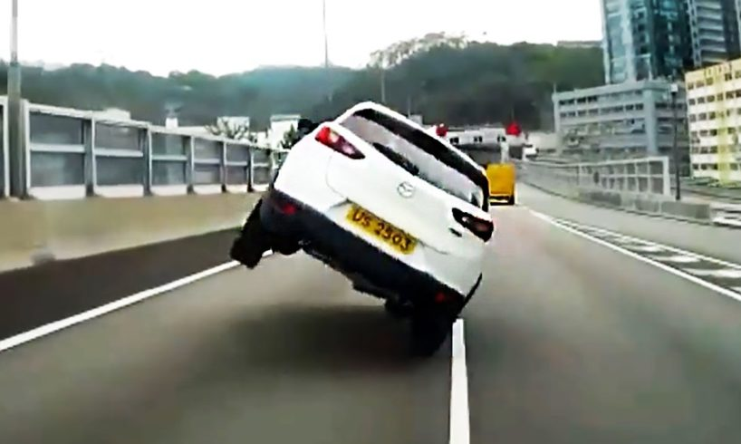 Best of Ultimate Retarded Drivers Fails, Extreme Driving Fails July 2017 & Road Rage #615