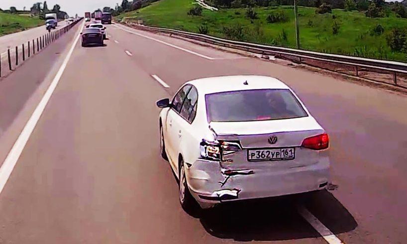 Brake Checks Gone Wrong - Road Rage and Instant Karma #4