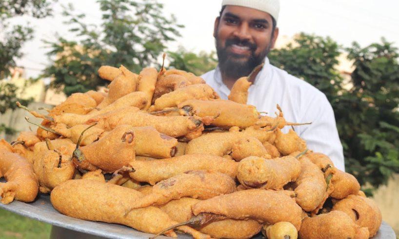 Brinjal bajji recipe || whole baingan bajji for kids || Nawabs kitchen