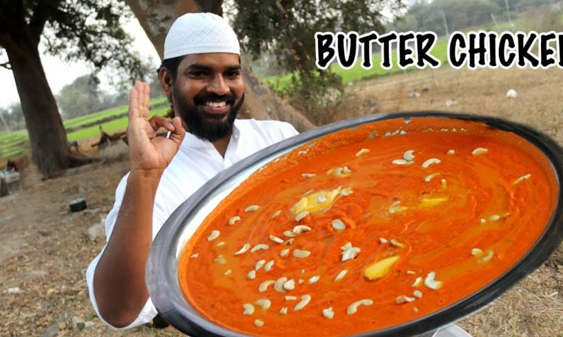 Butter Chicken Recipe | Delicious Butter Chicken By Our Nawab for Orphan Kids