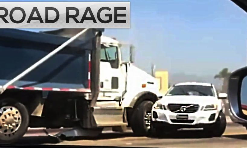 CRAZY ROAD RAGE! Stupid, Crazy & Angry People (Car crash compilation 2016)