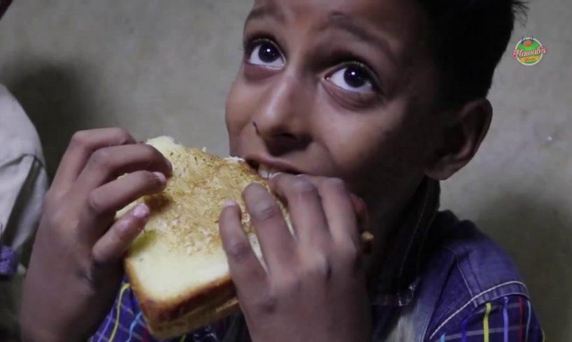 Cheesy sandwich Recipe   Cheese Sandwich By Nawabs