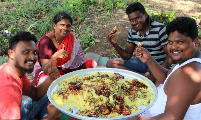Chicken Wings Biryani Recipe | Wings Biryani |Mastanamma Grand Children