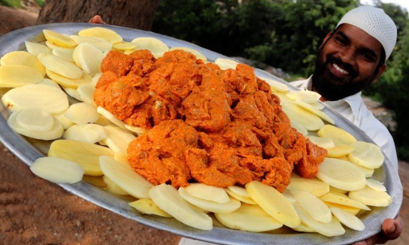 Chicken tikka Biryani - Traditional Delhi Mughlai Recipe By Nawabs's