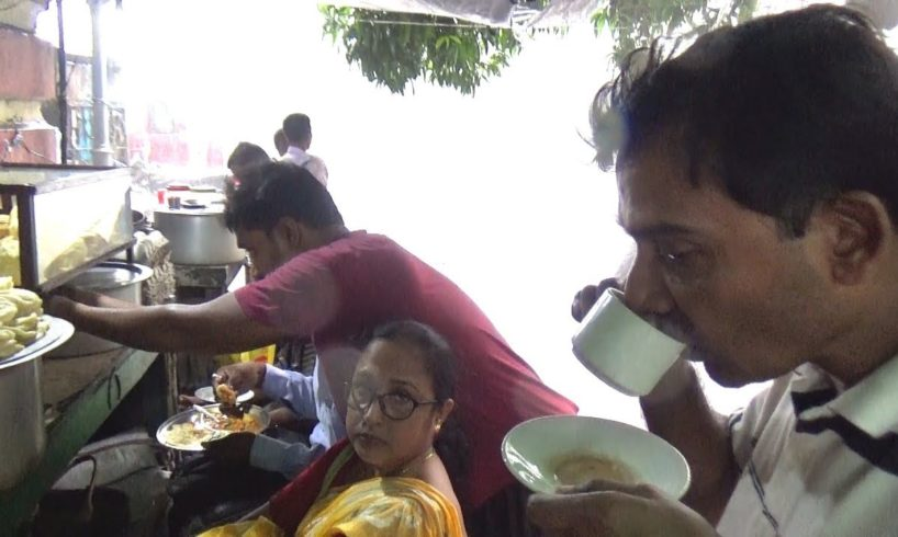 Chinese Street Food in Rainy Day | Kolkata Street Food Loves You