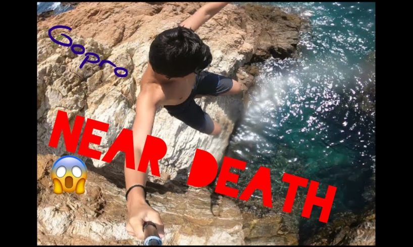 Cliff Jumping Compilation *NEAR DEATH* *GoPro* AntiRs X
