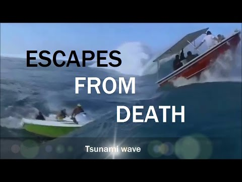 Close Calls / Near Miss COMPILATION - Escaping Death - by Kevin Hunter