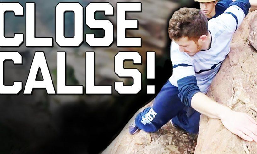 Close Calls & Near Misses Compilation | FailArmy 2016