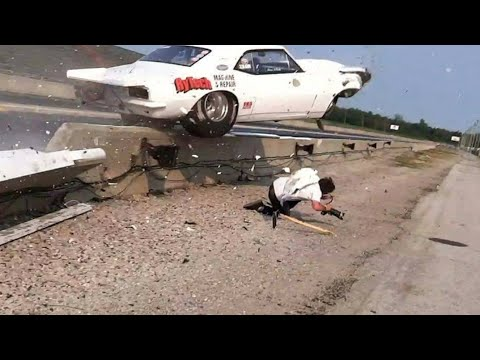 Close call & near death compilation | People are Insane |