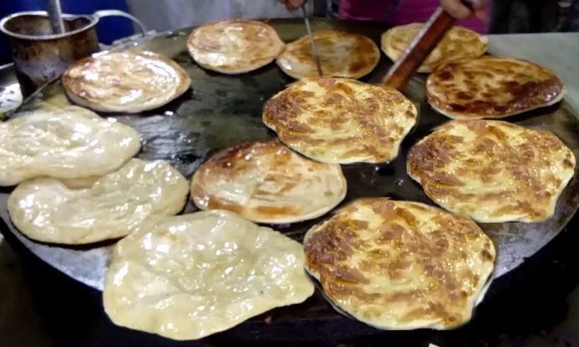 Common Fast Food/Street Food in India/Kolkata   Super Popular Tasty Food Egg Paratha