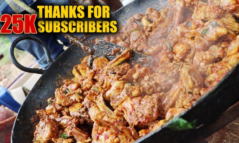 Country Chicken Recipe - Country Foods Celebrates 25k Subscribers