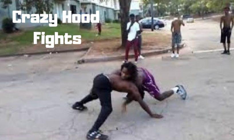 Crazy Hood Fights Part 1