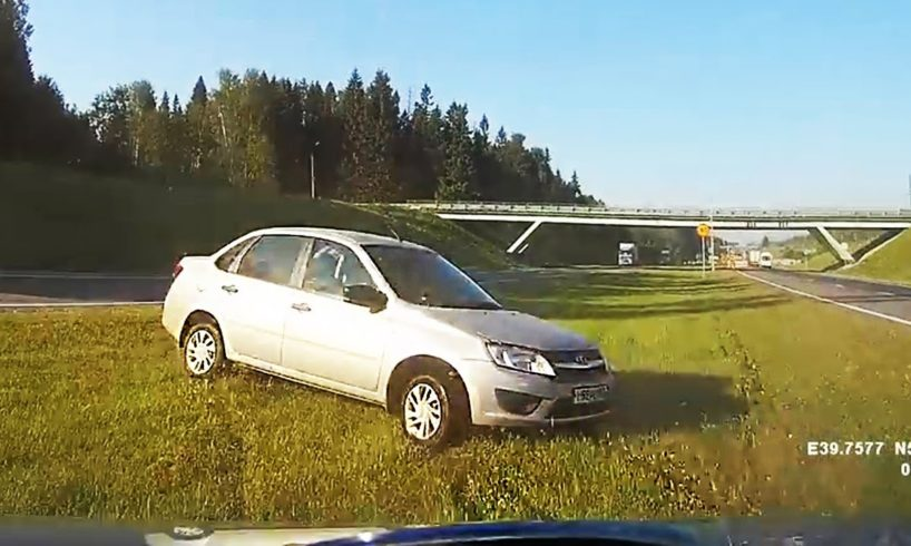 Daily Dashcam Fails and Road Rage 2018 August #836