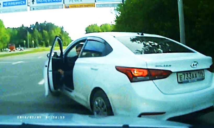 Daily Road Rage and Driving Fails 2018 June #798