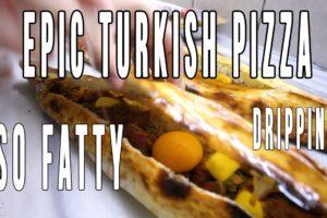 Don't Call It Turkish Pizza   Turkish Pide   Epic Turkish Food