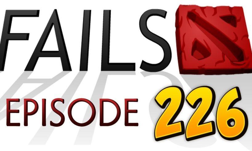 Dota 2 Fails of the Week - Ep. 226