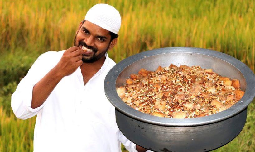 Double Ka Meetha | Bread Halwa Recipe | Nawabs Kitchen