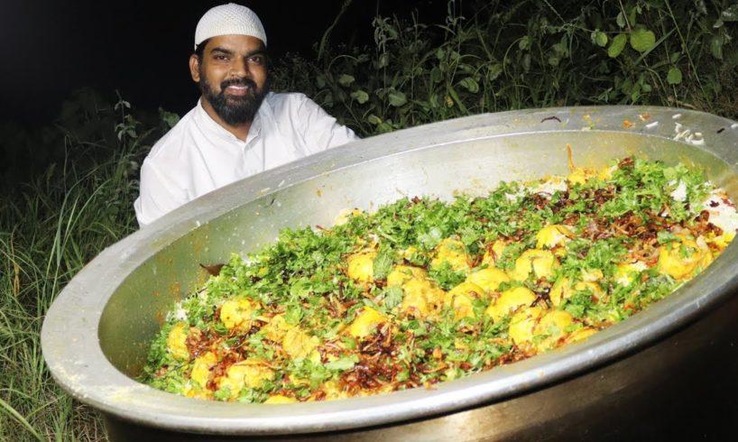Egg Dum Biryani | Hyderabadi Egg Biryani Recipe | Nawabs kitchen