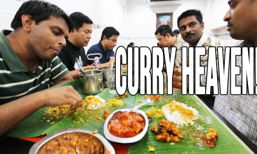 Enter Curry Heaven    Amazing Indian Cooking, Indian Food in Penang, Malaysia