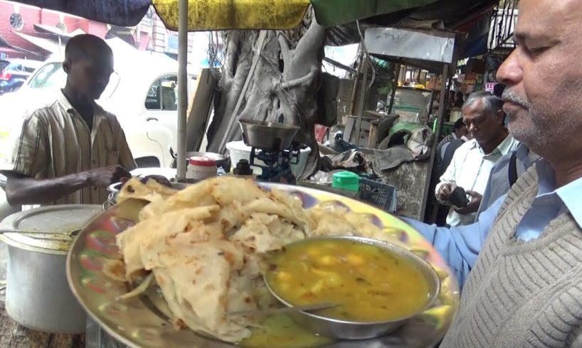 Exciting Petai Paratha 100 gram @ 10 rs Only | Delicious Kolkata Street Food