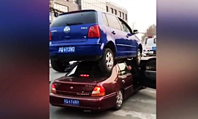 Extreme Driving Fails 2017 😨 Stupid Drivers Fails & Road Rage #558