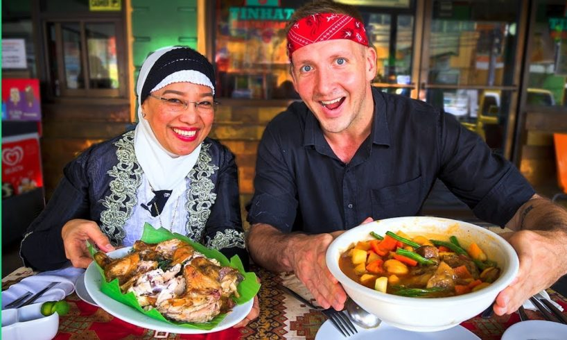 Filipino HALAL Food Tour! The HIDDEN Muslim Eateries of Davao, Mindanao! *Mountain Dew*
