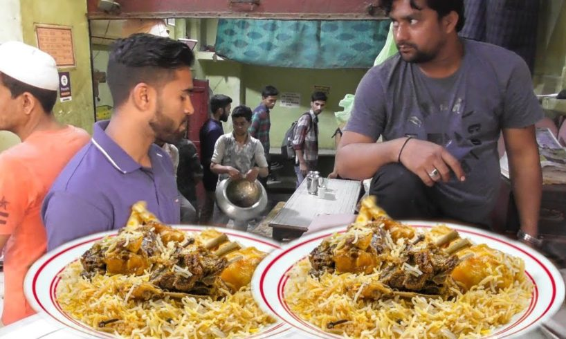 Full Mutton Biryani @ 240 rs - Idrees Biryani Lucknow Uttar Pradesh India
