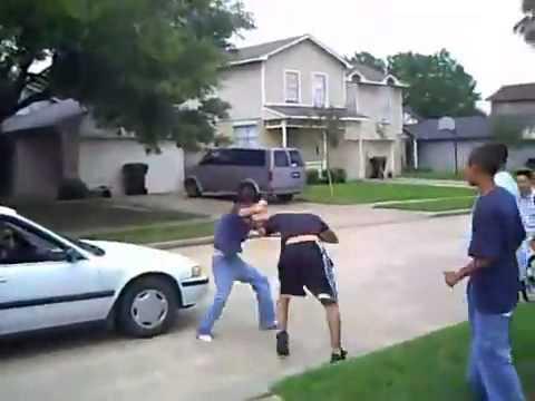 Ghetto Fights Hood Fights @MrHFTV 6
