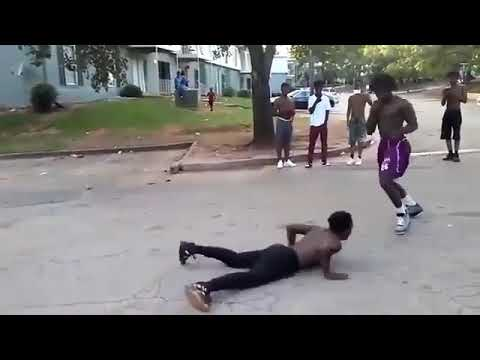Ghetto Hood Fight Compilation #2