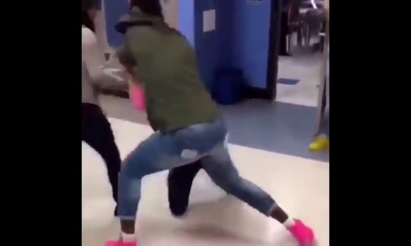 Ghetto Hood Fights Gets Real!!!!!