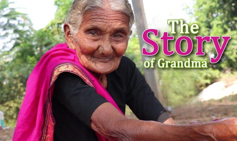 Granny's Life Story || Mastanamma Story  || Country Foods