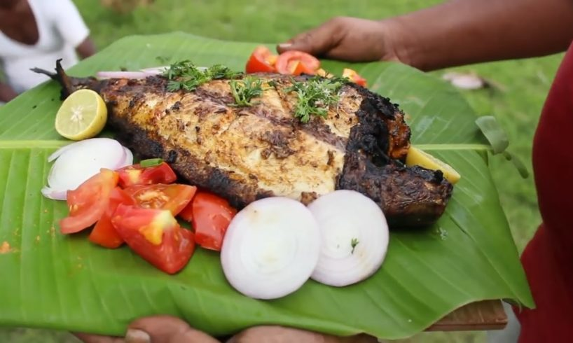 Grill Fish - Fish Fry - Easy and quick fish fry - Country Foods