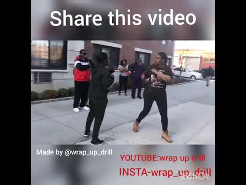 HOOD FIGHTS GONE WRONG 😯 CRACKHEAD GETS KNOCKED OUT  👀  @WRAP_UP_DRILL #fights #beef #crackheads
