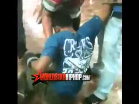 Hood Fights-Knockouts