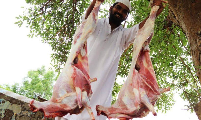 Hyderabadi Mutton Curry Recipe By Nawabs kitchen |Mutton Recipes | For Little Angels