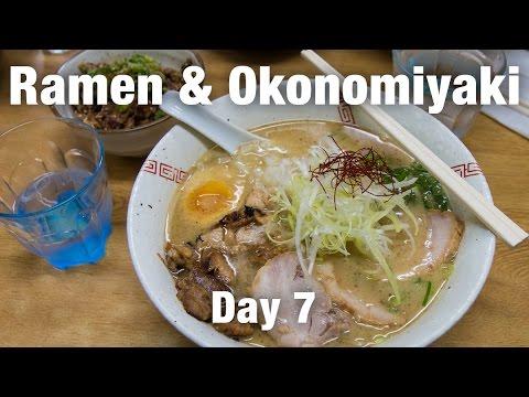 INCREDIBLE Chicken Ramen in Osaka, Japan | Japanese Food Tour!