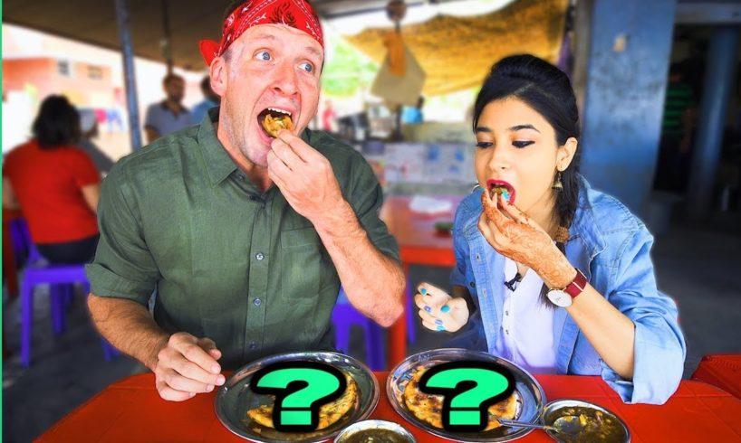India's Best Breakfast Costs 14 Cents! Amazing Punjabi Street Food!