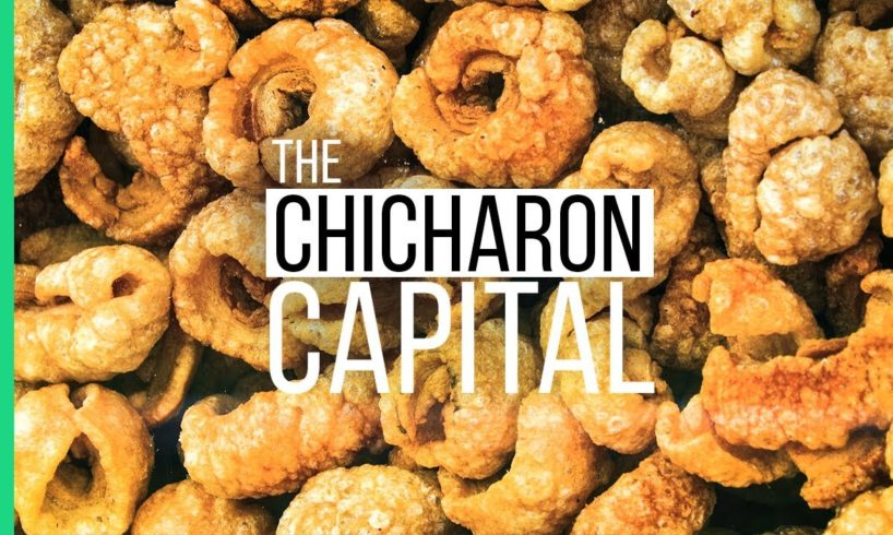 Is this the CHICHARON CAPITAL of the Philippines?