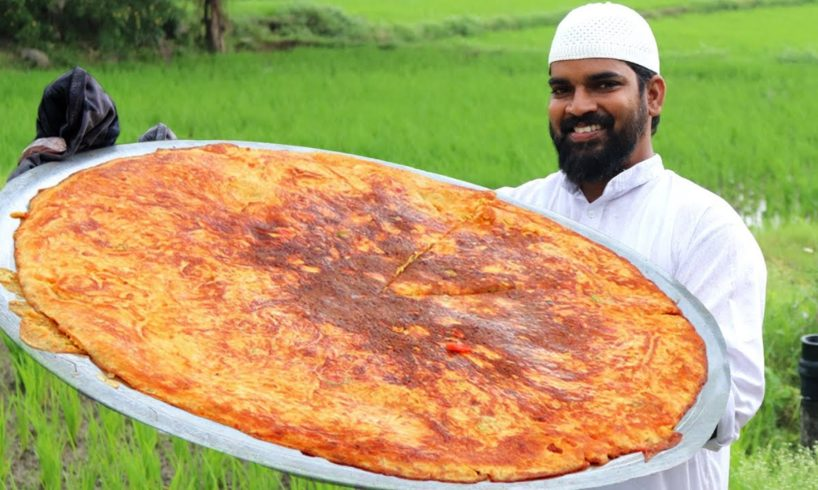 KING of BIG OMELETTE  | Nawabs Kitchen For Orphans