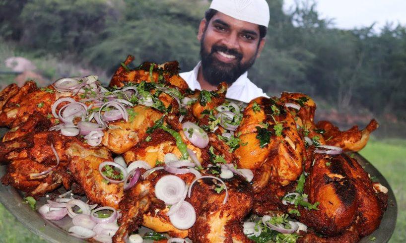 King of Full chiken fry recipe for kids || Full chicken fry || Nawabs kitchen