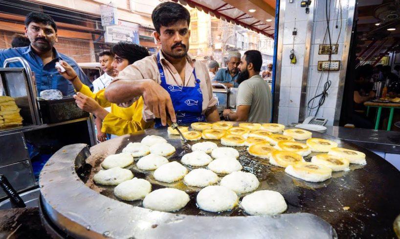 King of Pakistani Street Food - THE BUN KEBAB of Karachi, Pakistan! | $0.22 For a Burger!