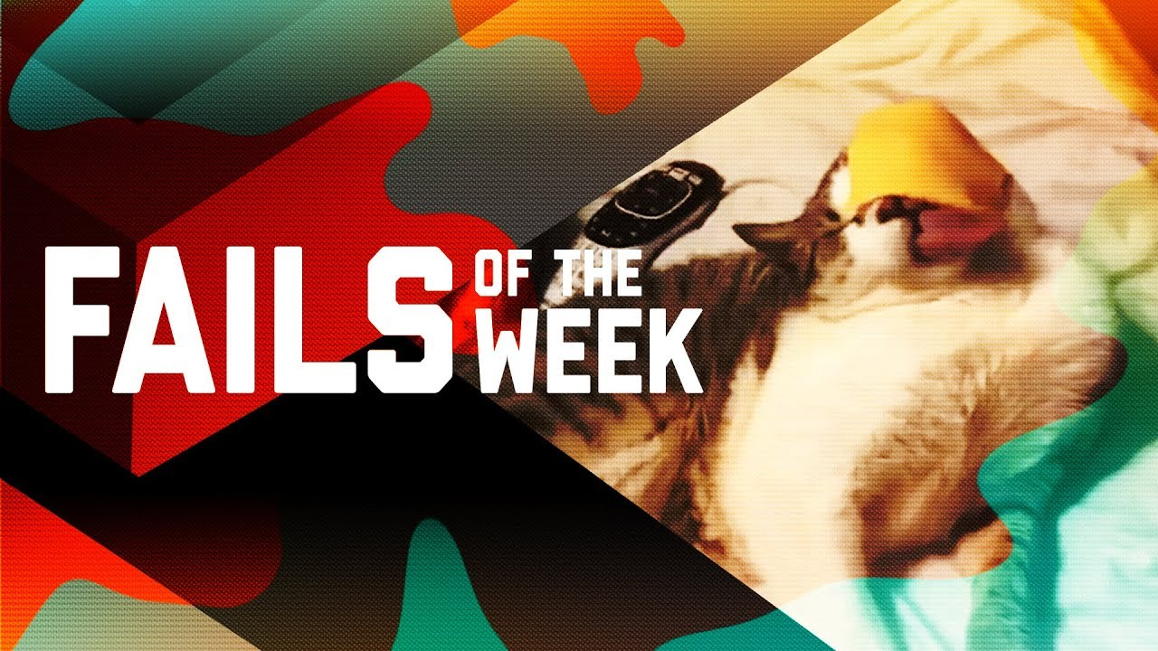 Let's Get Cheesy: Fails of the Week